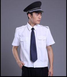 保安夏季執勤服警服 短袖套裝新款夏男式工衣短袖套裝廠家直銷