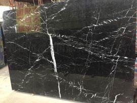 厂家处理黑白根大板,工程用黑白根