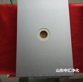 50mm防火双玻镁铝蜂窝手工夹芯板