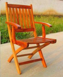 实木扶手折叠椅(AC-80013)