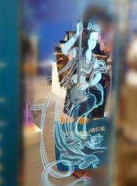 内雕刻玻璃厂家|内雕刻玻璃批发|内雕刻玻璃产品介绍