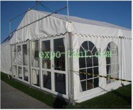 玻璃墙体大型帐篷(10*30m) SLP-10