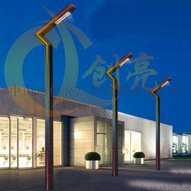 LED庭院灯 广场照明灯 公园路灯  酒店门口路灯 LED灯柱