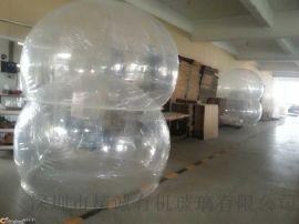 大型亚克力球罩,亚克力防尘罩,亚克力圆球