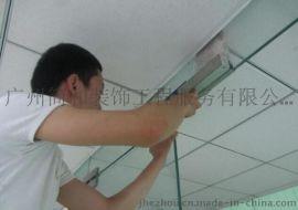 广州玻璃门夹维修,玻璃地锁安装 GMT地弹簧安装