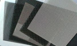 生产供应是金属网窗纱,喷塑窗纱,防盗窗纱