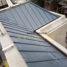 莱茵辛克钛锌板 石墨灰钛锌板 灰色钛锌板市场价 钛锌板批发