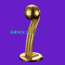深圳定制立體純金禮品 純金工藝品 純金藝術品