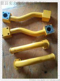 供应液压钢管总成 液压钢管总成批发 定制铁油管