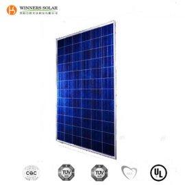 供应260瓦多晶硅太阳能电池板,太阳能发电系统安装明智之选。
