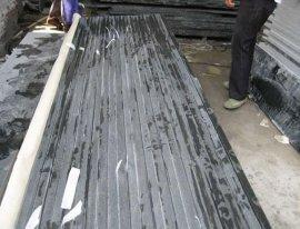 长泰G654芝麻黑磨光面大板 台面板