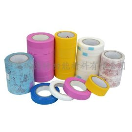 PE编织膜养生胶带,厂家直销纤维手撕胶带