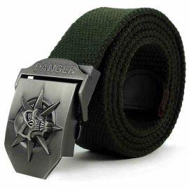 正品特種兵戰術腰帶軍迷帆布黑鷹編織皮帶尼龍褲帶戶外裝備腰封男