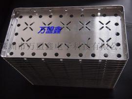 23X12CM过炉铝盘COB铝盒邦定铝盘烘烤发热快、热循环性能佳