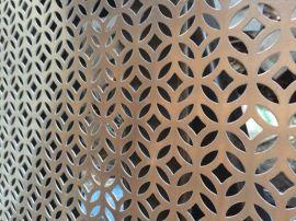 铝板装饰冲孔板 用于外墙吊顶KTV装饰板
