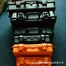 JX307B 335*310*155mm 坚固耐用abs防水塑料工具箱 手提检测设备箱 安全防护箱