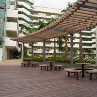 木塑直批 140S22D 優質木塑地板 戶外花園 庭院 露臺地板