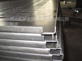 厂家专业制作热镀锌冲孔网机械安全防护网