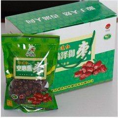 西北特产 祁连红空心焦枣(二级)300g