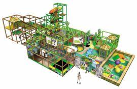 室内淘气堡  儿童乐园  淘气堡乐园