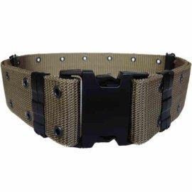 加寬特勤戰術腰帶皮帶戶外裝備野戰男帆布尼龍作訓腰封多功能外扎
