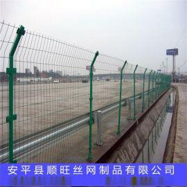 公路护栏网 施工场地围栏 安全防护网