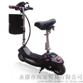 馭聖創新永康廠家直銷馭聖電動滑板車Y9迷你代步車代駕車成人小海豚兒童