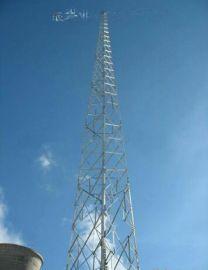 厂家直销gfl避雷塔 避雷针 接闪杆 监控塔