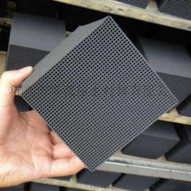 深圳蜂窝活性炭 废气处理高效蜂窝活性炭