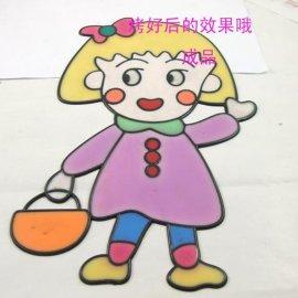 上海兒童膠畫批發兒童烤焦畫批發