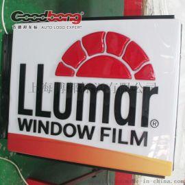 絲印LED廣告燈箱 懸掛式廣告吸塑燈箱 定制三維廣告燈箱工廠
