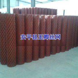 批量销售喷漆钢板网,抹墙钢板网,建筑菱形钢板网