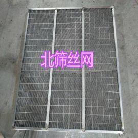 不锈钢丝网聚结器 包边聚结器 安平北筛丝网