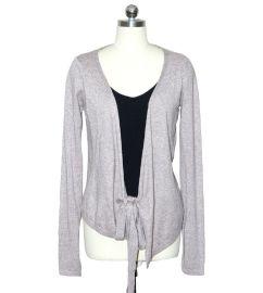 12针 羊毛衫定制针织衫女开衫小批量生产 来图来料加工OEM贴牌