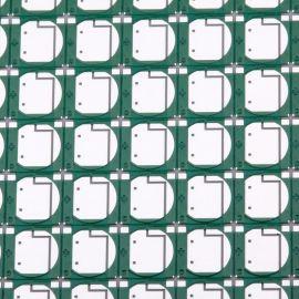钰芯 5050 大功率led基板 led基板 陶瓷基板 氧化铝基板