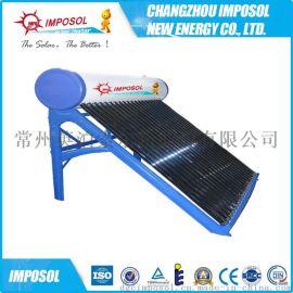 专业出口一体承压太阳能热水器家用工程用不锈钢水箱