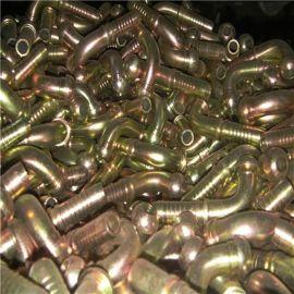 启航专业生产精工制作接头 高压胶管接头  扣押式各种型号接头