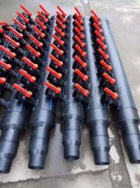 山东PE集分水器管件厂家
