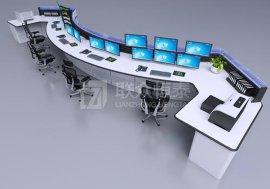 北京联众恒泰 AOC-D系列 指挥调度中心 控制台操作台定制设计全国销售