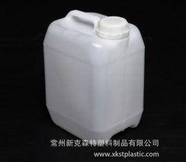 5L白色方形化工桶
