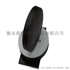 【克拉玛依】橡胶支座 GYZ GJZ型号齐全板式橡胶支座