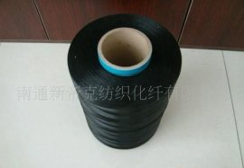 土工布、蹦床布专用620dtex黑色丙纶单丝