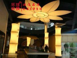 威海软膜天花,威海柔性天花吊顶,威海灯箱造型随意,威海软膜色彩多样