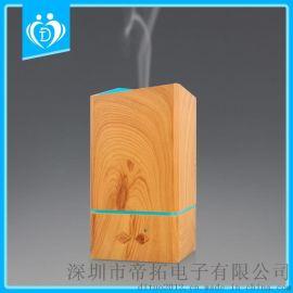 200ml新款热销木纹香薰加湿器 DT-1602
