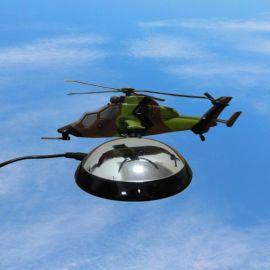 阿帕奇直升飛機磁懸浮飛機模型 廠家直銷 高檔禮品 訂制 靜態仿真模型