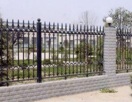安平尊岳丝网厂供应铸铁护栏 小区护栏