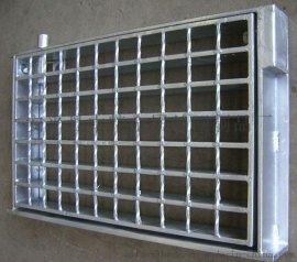 防滑钢格板,压焊钢格板,钢格板吊顶