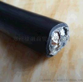 国标4芯35平方电线电缆ZR-YJLV/VLV3*35+1*16平方阻燃铝线护套线
