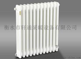 钢三柱暖气片散热器厂家直销QFZ306车间专用内蒙陕西甘肃