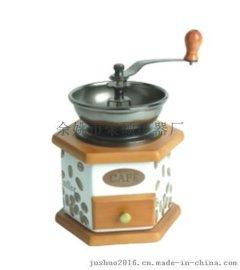 廠家直銷 手搖磨豆機 手搖咖啡磨豆機 手搖胡椒磨 粉碎機 一件代發